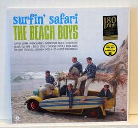 BEACH BOYS - Surfin' Safari