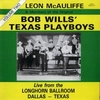 LEON McAULIFFE AND MEMBERS OF BOB WILLS TEXAS PLAYBOYS