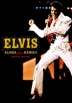 ELVIS PRESLEY-ALOHA/HAWAII(1) (DVD)