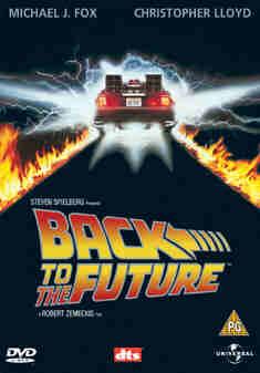 BACK TO THE FUTURE (ORIGINAL) (DVD)
