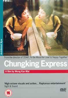CHUNGKING EXPRESS             (DVD) - Wong Kar-Wai
