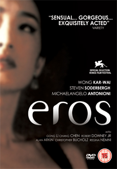 EROS (DVD) - Wong Kar-Wai, Steven Soderbergh, Michelangelo Antonioni