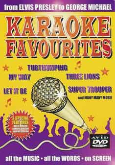 KARAOKE FAVOURITES (DVD)