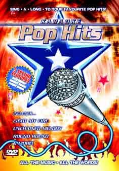 KARAOKE POP HITS (AVID) (DVD)