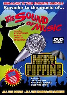 SOUND OF MUSIC/POPPINS KARAOKE (DVD)