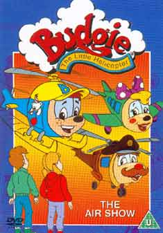 BUDGIE-THE HELICOPTER (DVD)