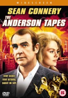 ANDERSON TAPES (DVD) - Sidney Lumet