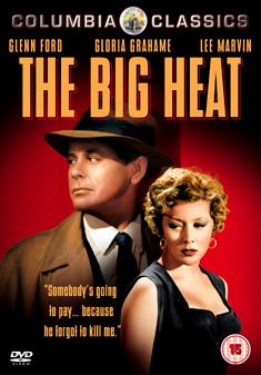 BIG HEAT (DVD) - Fritz Lang