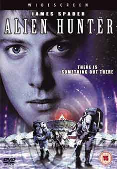 ALIEN HUNTER (DVD) - Ron Kruas