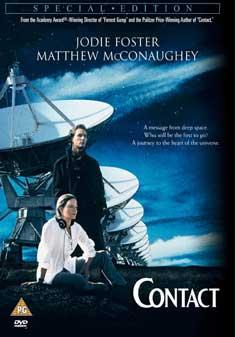 CONTACT (JODI FOSTER) (DVD) - Robert Zemeckis