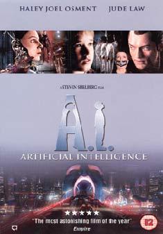 A.I. (DVD) - Steven Spielberg