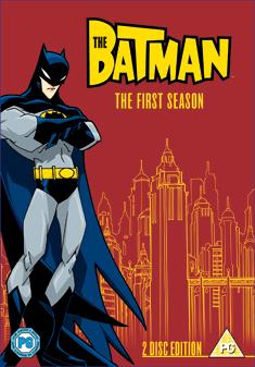 BATMAN-SEASON 1 (ANIMATED) (DVD)