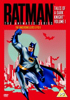 BATMAN-TALES OF DARK KNIGHT 1 (DVD)