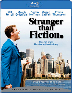 STRANGER THAN FICTION (BR) - Marc Foster
