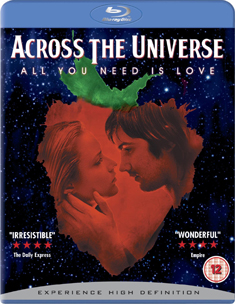 ACROSS THE UNIVERSE (BR) - Julie Taymor