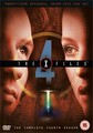 X FILES - COMPLETE SERIES 4  (DVD)