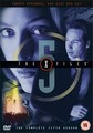X FILES - COMPLETE SERIES 5  (DVD)