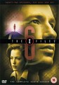 X FILES - COMPLETE SERIES 6  (DVD)