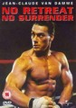 NO RETREAT NO SURRENDER  (DVD)