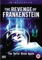 REVENGE OF FRANKENSTEIN  (DVD)