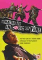 WHAT TO DO IN CASE OF FIRE  (DVD)