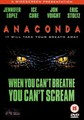 ANACONDA                      (DVD)