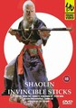 SHAOLIN INVINCIBLE STICKS  (DVD)
