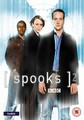 SPOOKS - COMPLETE SEASON 2  (DVD)