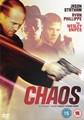 CHAOS  (JASON STATHAM)  (DVD)