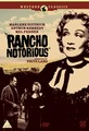 RANCHO NOTORIOUS  (DVD)