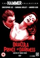 DRACULA - PRINCE OF DARKNESS  (DVD)