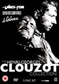 HENRI - GEORGES CLOUZOT BOX SET  (DVD)