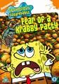 SPONGEBOB - FEAR OF KRABBY PATTY  (DVD)