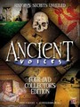 ANCIENT VOICES BOX SET (DVD)