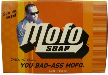 Witzige Seife - Mofo Soap