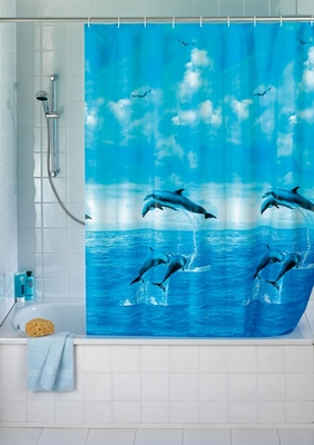 Duschvorhang - Delphine