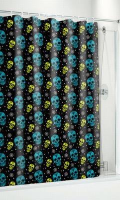 duschvorhang sugar ink klang und kleid interior duschvorh nge duschvorhang sugar ink. Black Bedroom Furniture Sets. Home Design Ideas