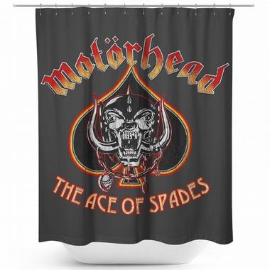 Motorhead Duschvorhang - The Ace Of Spades