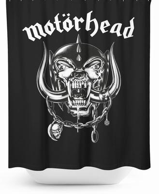 Motörhead Warpig Duschvorhang