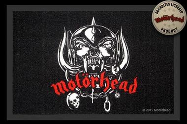 Motörhead Fußmatte Logo