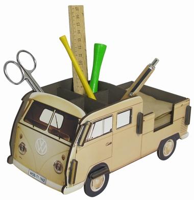 VW T1 Stiftebox - Doppelkabine
