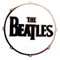 Beatles  Logo Belt Buckle