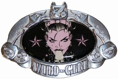 D. Vicente Girl Buckle - Devil Girl