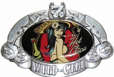 D. Vicente Girl Buckle - Hot Chica