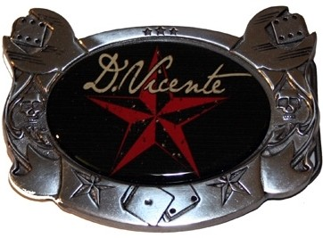 D. Vicente Buckle - D. Vicente Star