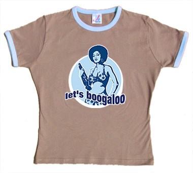 Boogaloo - Girl shirt