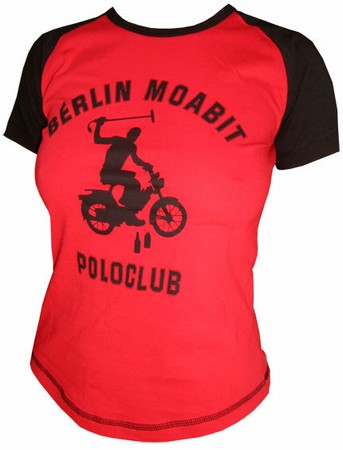 Moabit Poloclub - Girlie shirt