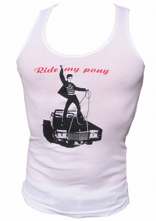 Ride My Pony - Tank Top