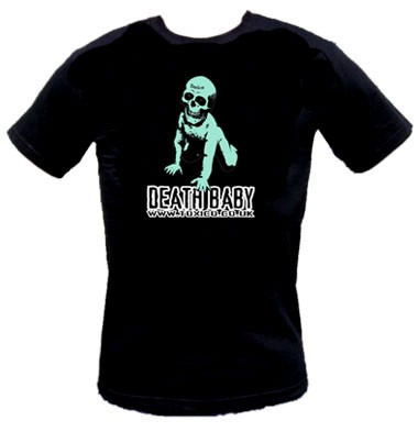 Toxico - Death Baby - shirt