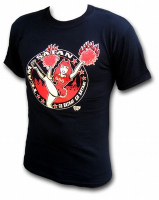 Vince ray - team satan Shirt